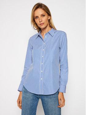 Lauren Ralph Lauren Lauren Ralph Lauren Marškiniai Jamelko 200808127001 Mėlyna Regular Fit