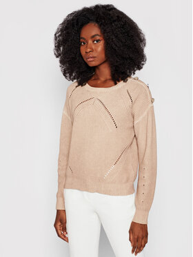 Guess Guess Pull Camille W1YR83 Z2BB0 Marron Regular Fit