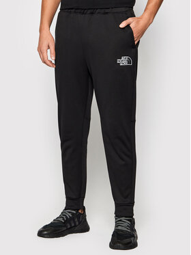 The North Face The North Face Долнище анцуг Exploration NF0A5G9PJK31 Черен Regular Fit