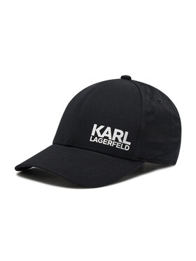 KARL LAGERFELD KARL LAGERFELD Kšiltovka 805619 511123 Černá