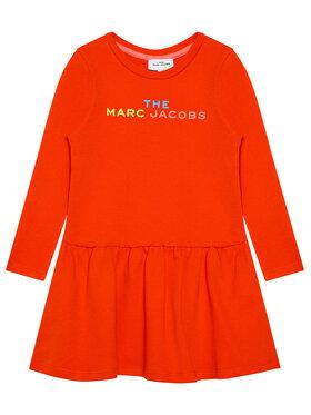 Little Marc Jacobs Little Marc Jacobs Každodenné šaty W12380 M Červená Regular Fit