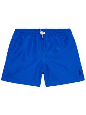 Polo Ralph Lauren Polo Ralph Lauren Pantaloni scurți pentru înot Traveler 323785582009 Bleumarin Regular Fit
