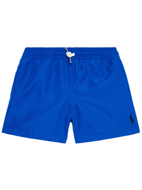 Polo Ralph Lauren Polo Ralph Lauren Σορτς κολύμβησης Traveler 323785582009 Σκούρο μπλε Regular Fit