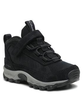 Columbia Columbia Trekingová obuv Flow Borough BC0129 Černá