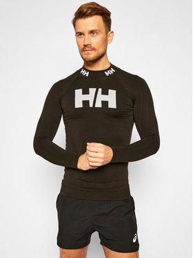 Helly Hansen Helly Hansen Maglietta tecnica Lifa Seamless Racing Top 49341 Nero Fitted Fit