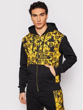 Versace Jeans Couture Versace Jeans Couture Mikina B7GWA7F0 Čierna Regular Fit