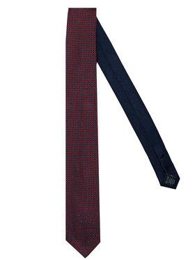 Tommy Hilfiger Tailored Tommy Hilfiger Tailored Cravată Micro Design Silk TT0TT07646 Roșu