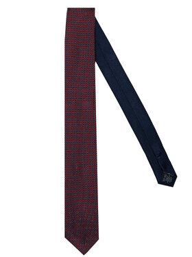 Tommy Hilfiger Tailored Tommy Hilfiger Tailored Cravatta Micro Design Silk TT0TT07646 Rosso