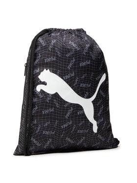 Puma Puma Vak na stahovací šňůrky Beta Gym Sack 077298 05 Černá