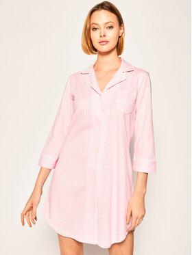 Lauren Ralph Lauren Lauren Ralph Lauren Pyjama-T-Shirt I813702 Rosa Regular Fit