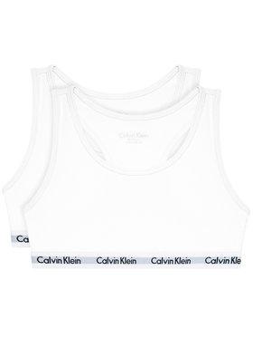 Calvin Klein Underwear Calvin Klein Underwear Комплект 2 сутиена G80G800437 Бял