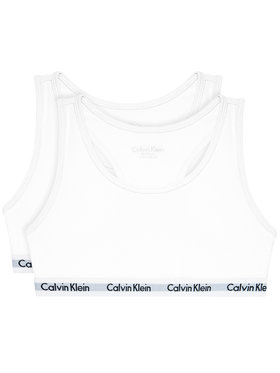 Calvin Klein Underwear Calvin Klein Underwear Set 2 sutiene G80G800437 Alb