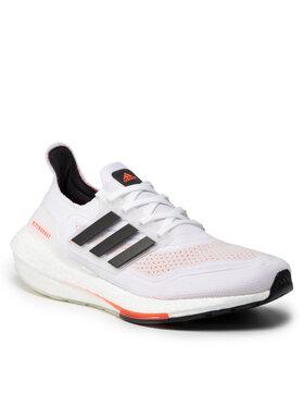 adidas adidas Pantofi Ultraboost 21 S23863 Alb