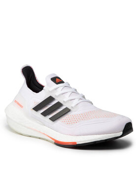 adidas adidas Topánky Ultraboost 21 S23863 Biela