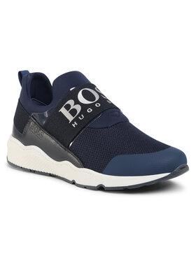 Boss Boss Sneakersy J29J93 D Tmavomodrá