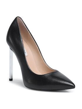Guess Guess Обувки на ток Edma FL7EDA LEA08 Черен