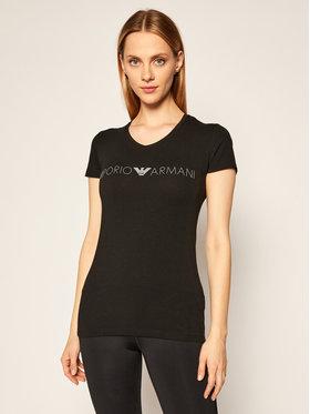 Emporio Armani Underwear Emporio Armani Underwear T-shirt 163321 0A317 00020 Nero Regular Fit