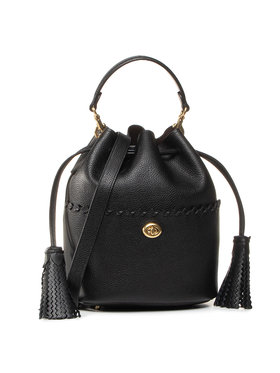 Coach Coach Sac à main Whpstch Lora Bucket 651 Noir