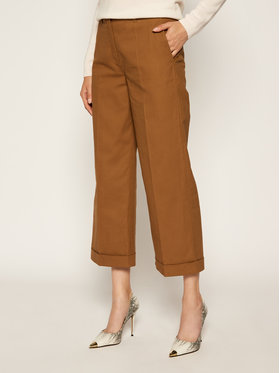 Marc O'Polo Marc O'Polo Pantaloni culotte 006 0042 10339 Maro Regular Fit