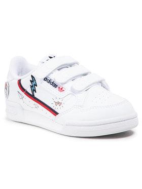 adidas adidas Scarpe Continental 80 Cf I FX6070 Bianco