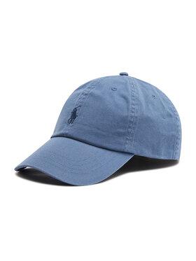 Polo Ralph Lauren Polo Ralph Lauren Шапка с козирка Hat 710548524003 Син