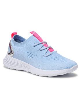 4F 4F Обувки HJL21-JOBDS001 Син