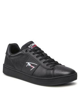 Tommy Jeans Tommy Jeans Sneakersy Cupsole EM0EM00719 Čierna
