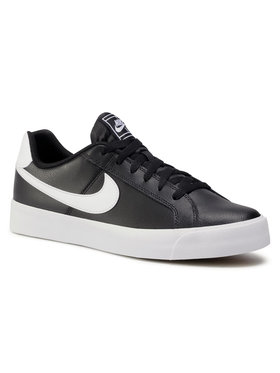 NIKE NIKE Παπούτσια Court Royale Ac BQ4222 002 Μαύρο