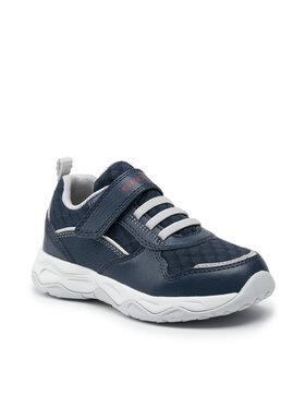 Geox Geox Sneakersy J Calco B. A J04CLA 0FE14 C0832 S Granatowy