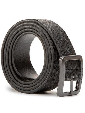 Calvin Klein Calvin Klein Cintura da uomo Rev Center Bar Mono 35mm K50K506001 Nero