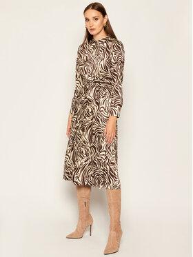 Marella Marella Košilové šaty Timo 32263508 Barevná Regular Fit