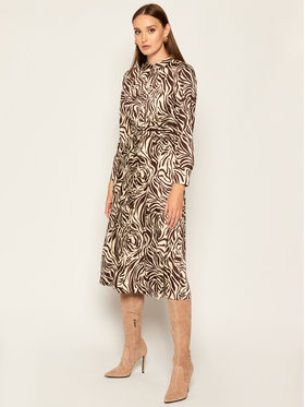 Marella Marella Robe chemise Timo 32263508 Multicolore Regular Fit