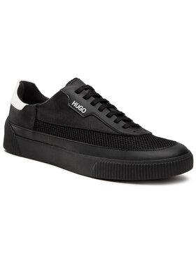 Hugo Hugo Sneakersy Zero 50455514 10226263 01 Czarny