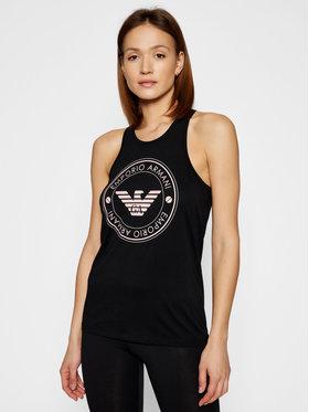 Emporio Armani Underwear Emporio Armani Underwear Marškinėliai 164335 1P255 00020 Juoda Regular Fit