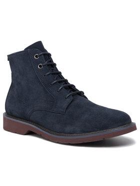Geox Geox Auliniai batai U Garret B U94L9B 00022 C4335 Tamsiai mėlyna