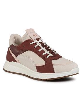 ECCO ECCO Sneakersy St. 1 W 836353 Beżowy