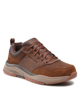 Skechers Skechers Sneakersy Treno 66204/CDB Brązowy