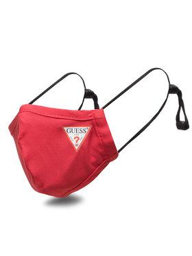 Guess Guess Υφασμάτινη μάσκα H0YZ33 WDXC0 Κόκκινο