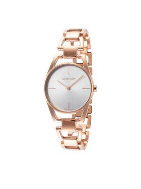Calvin Klein Calvin Klein Часовник Lady K7L23646 Розов
