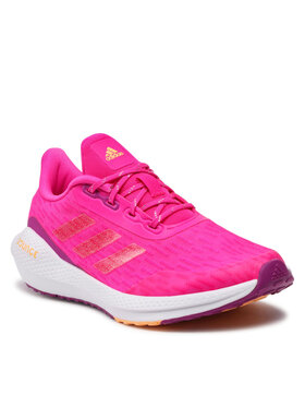 adidas adidas Boty Eq21 Run J GY2736 Růžová