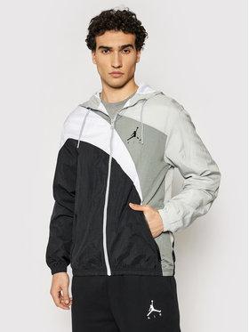 Nike Nike Prijelazna jakna Air Jordan Jumpman CK6866 Siva Loose Fit