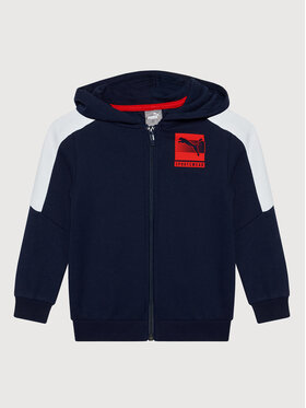 Puma Puma Sweatshirt 584867 Dunkelblau Regular Fit