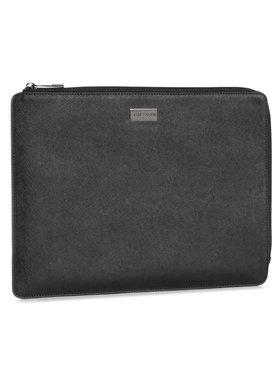 Trussardi Jeans Trussardi Jeans Etui na laptopa Notebook Case 71W00142 Czarny