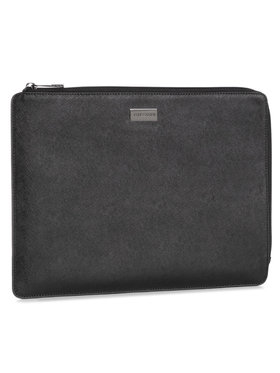 Trussardi Jeans Trussardi Jeans Notebook-Etui Notebook Case 71W00142 Schwarz