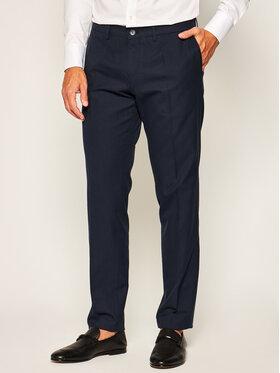Boss Boss Pantalon en tissu Wylson-W 50427189 Bleu marine Slim Fit