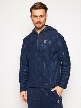 Fila Fila Fliso džemperis Hastin 687879 Tamsiai mėlyna Regular Fit