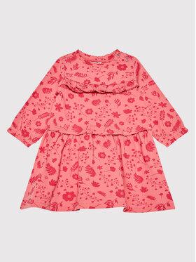 Coccodrillo Coccodrillo Kasdieninė suknelė ZC1129101HLD Rožinė Regular Fit