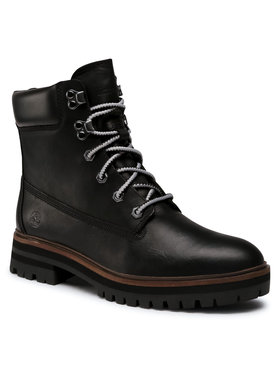 Timberland Timberland Bakancs London Square Boot TB0A1RCH0151 Fekete