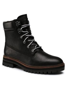 Timberland Timberland Ορειβατικά παπούτσια London Square Boot TB0A1RCH0151 Μαύρο