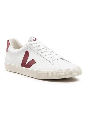 Veja Veja Сникърси Esplar Logo Leather Extra EO022110A Бял